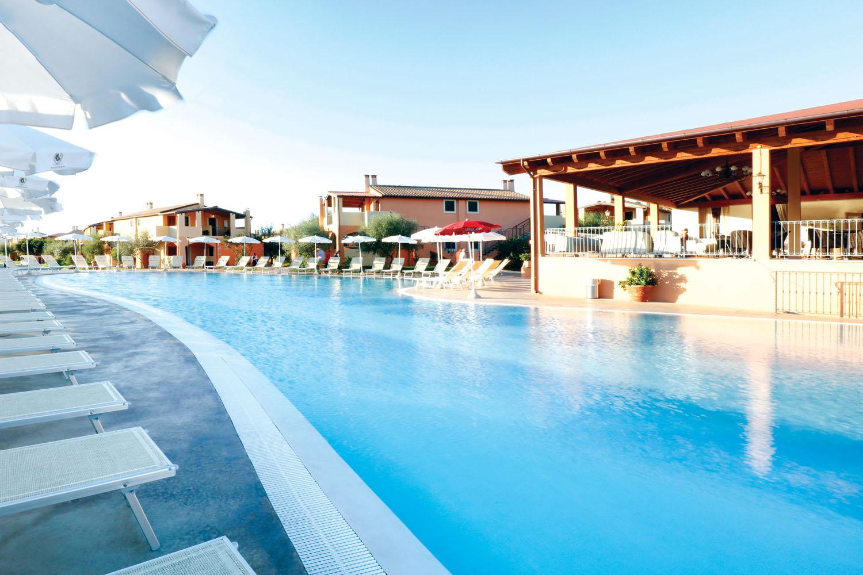 Marina Rey Beach Resort - Villaggio a Costa Rei con Nave Inclusa